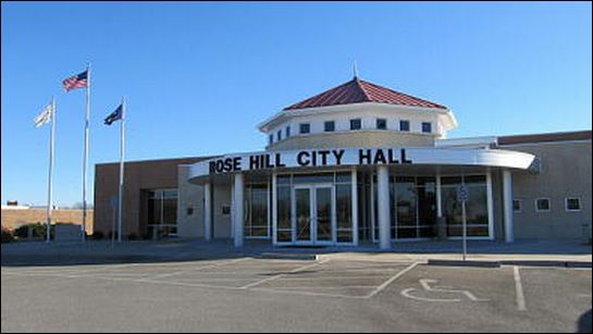 Rose Hill City Hall