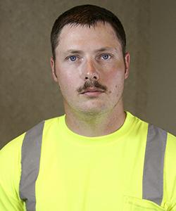 Rose Hill Equipment Operator - Brent Peck