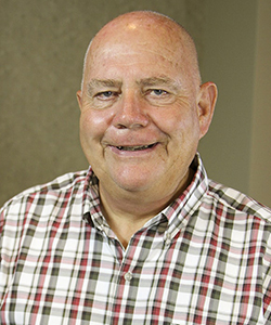 Rose Hill City Council President - Roger Perryn
