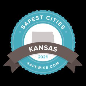 Rose Hill Ranked #10 Safest City in Kansas